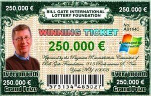 bill gates fondation