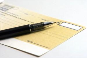 arnaque aux petites annonces avec chèque falsifié