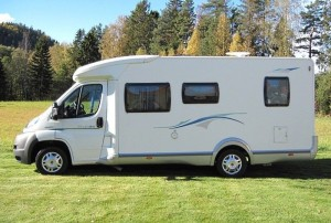 dons d'objets : camping car