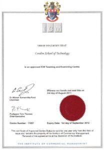 certificat pour recrutement