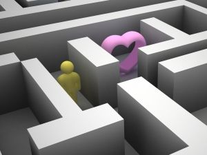 conseils dans le labyrinthe de l'amour