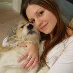 Moi et mon caniche
