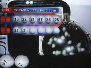 arnaque à la loterie