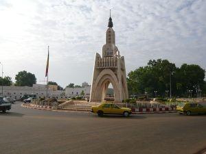 Bamako, lieu du brouteur