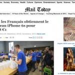 Arnaque : Un Iphone à 1 euro