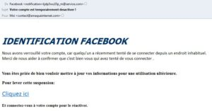 Phishing Facebook