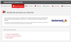 internet + free