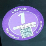 Crit'Air : Arnaque à la Vignette anti pollution 2017