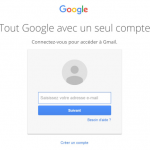 Tentative élaborée de phishing visant les utilisateurs de Gmail