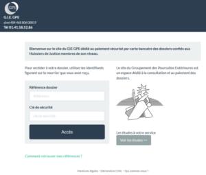 site de paiement d'amende